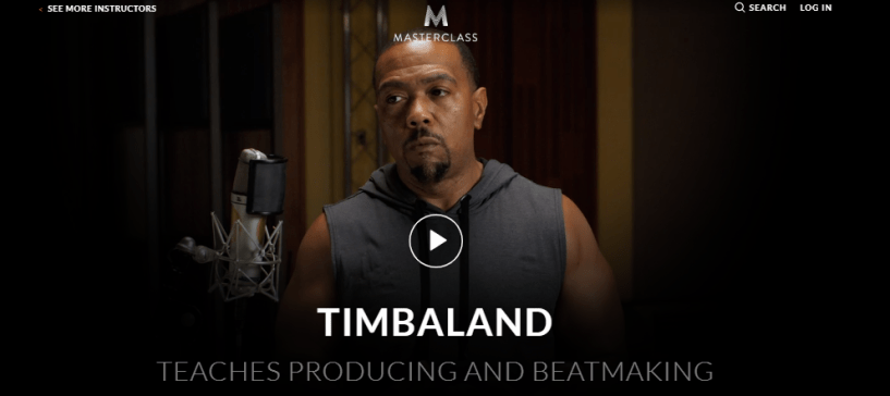 Timbaland MasterClass Review - introduction