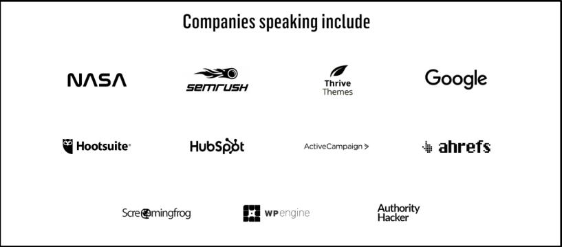 DMSS - Companies speaking