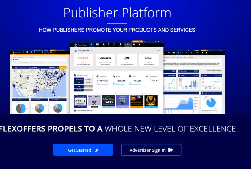 FlexOffers Publisher Platform