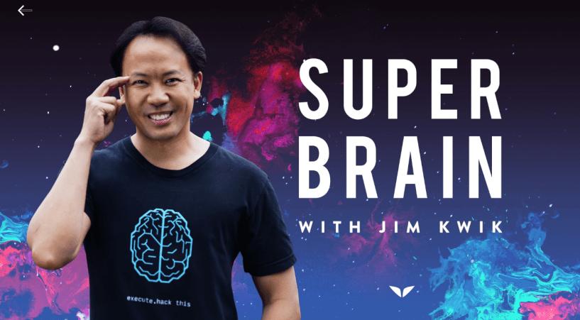 SuperBrain Course Review- Jim Kwik