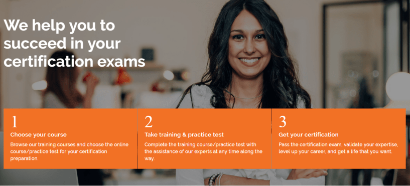 How Whizlabs Online Training Courses-Whizlabs Certification course