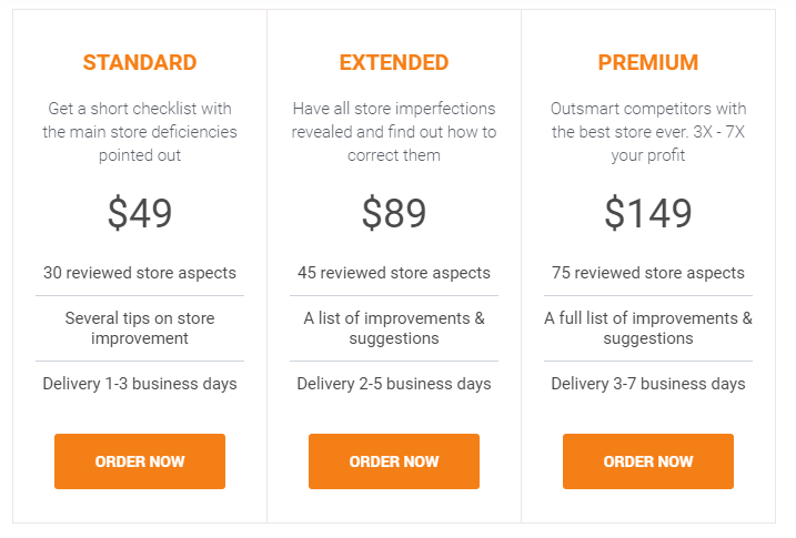AliDropship Dropshipping Services- Store Review Pricing