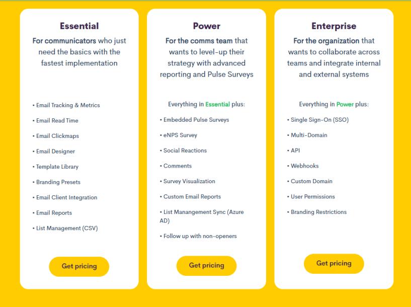 Bananatag Pricing Plan Guide