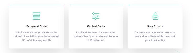 Infatica Review- DataCenter Proxies