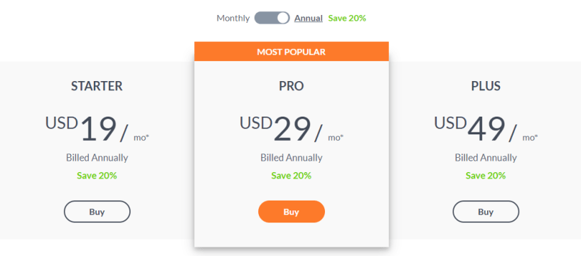 GoToMeeting Review: Pricing Plans
