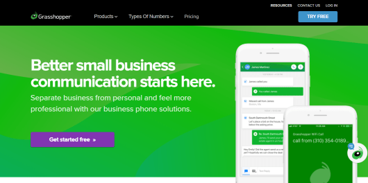 Grasshopper Review: Virtual Phone System _ Manage Your Calls Online