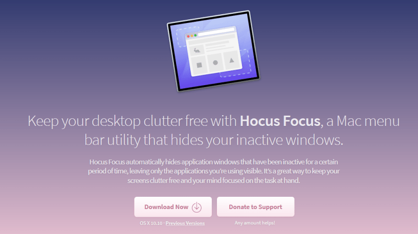 Hocus Focus- Apps To Help In Focus