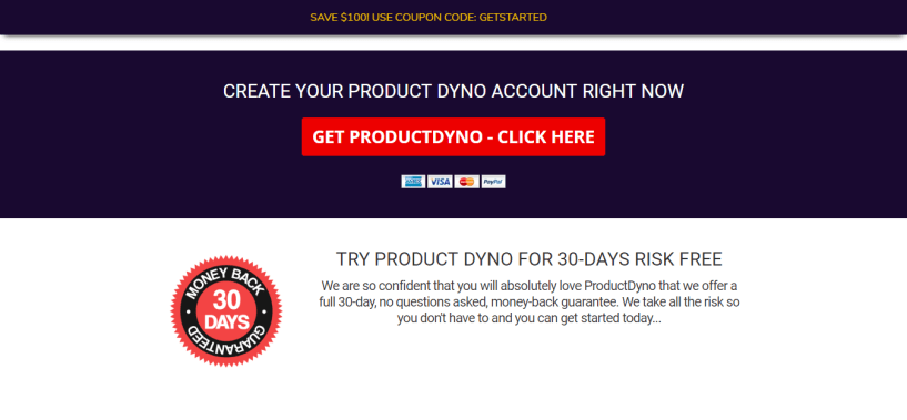 ProductDyno Review - pricing