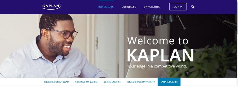 SAT discount - Kaplan Review