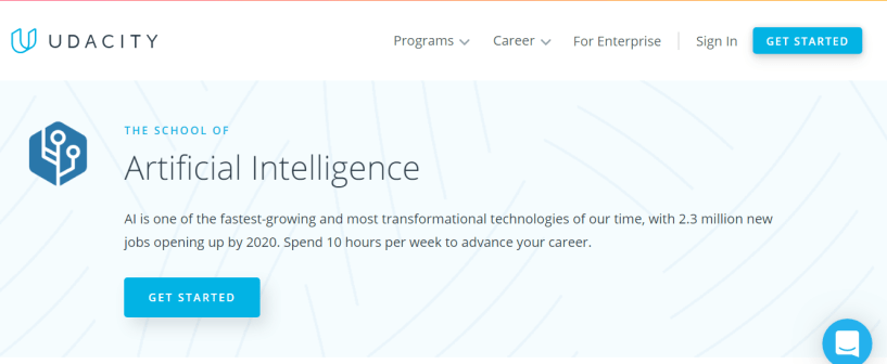Udacity Courses Review - Artificial Intelligence