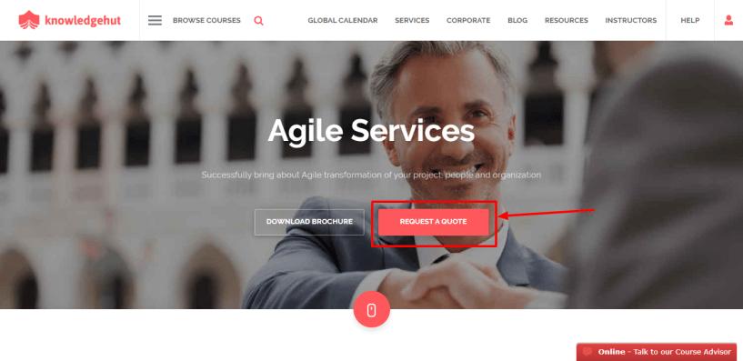 KnowledgeHut Review - services