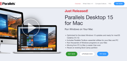 Parallel Desktop 15 review
