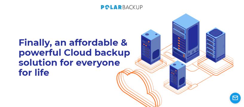 Polarbackup Cloud - PolarBackUp