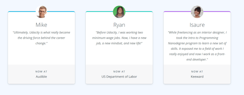 Udacity Review- Students Reviews
