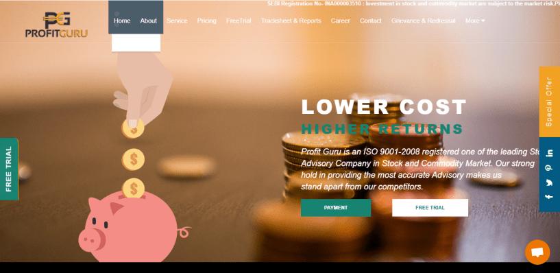 Zik Analytics Alternative -profitguru