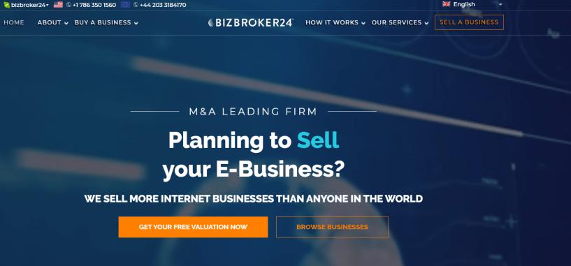 Best Affiliate Website Services To Buy In- BizBroker24