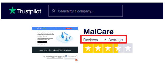 Updated Malcare black friday deals