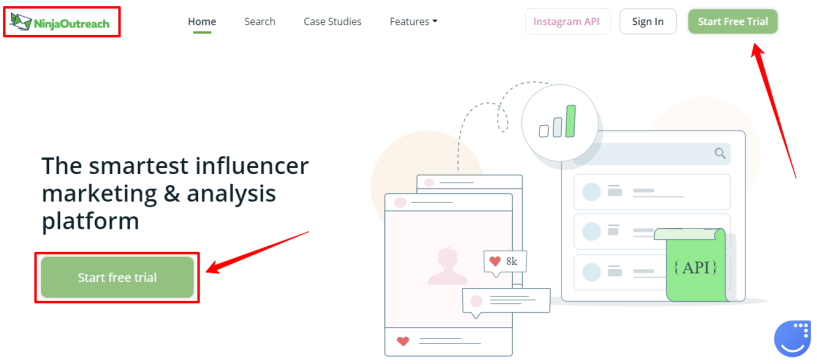 Influencer and Blogger Marketing Outreach Software NinjaOutreach