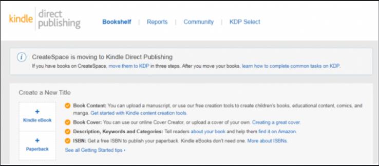 Start A Publishing Company - Kinder Direct Publishing