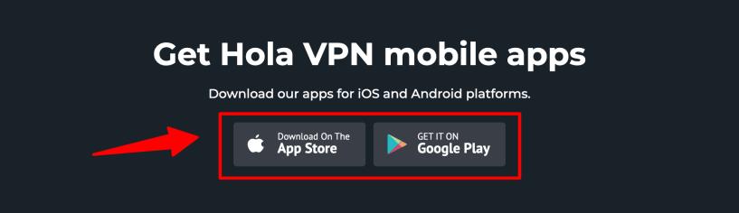 Download Hola VPN