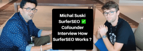 Surfer SEO interview