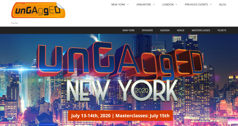 Ungagged SEO Conference