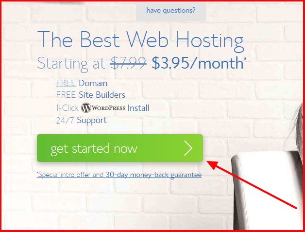 Free Domain Name Bluehost Get Started Now