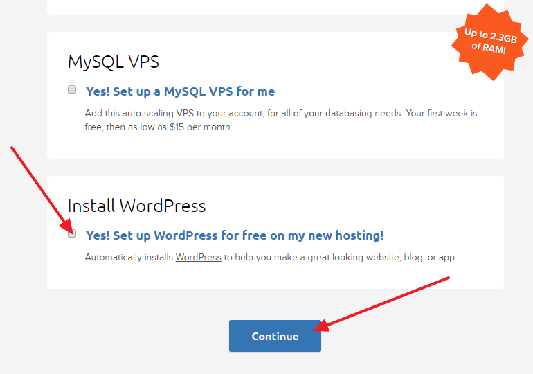 DreamHost Coupon Code - WordPress Installations