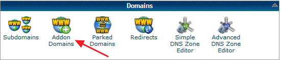 connect godaddy domain to hostgator - addon domains
