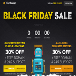 FastComet Black Friday Deal - Featured Image