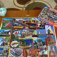 Boston postcards puzzle