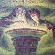 Harry Potter puzzle.
