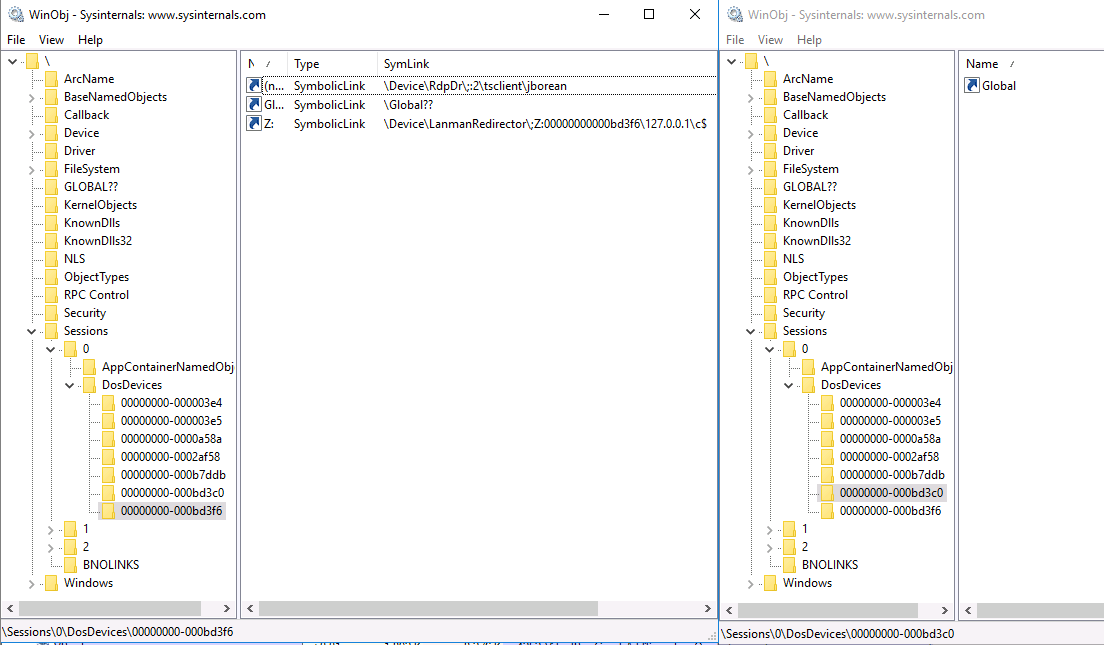 Windows mapped drives – what the hell is going on? – Blogging for