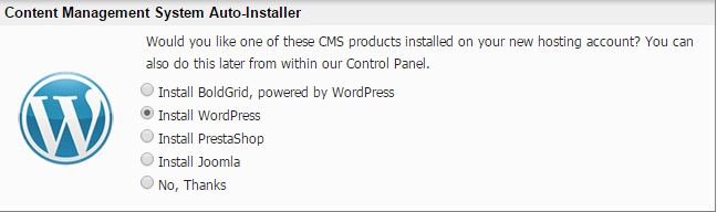 auto-install-wordpress