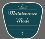 set your site on maintenance mode