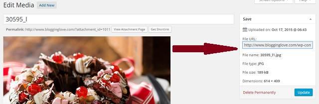 how to add an image in wordpress sidebar