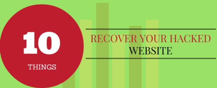 how do i restore my wordpress website