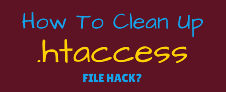 my htaccess file keeps getting hacked