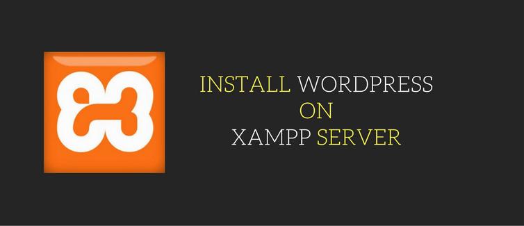 setup wordpress in xampp
