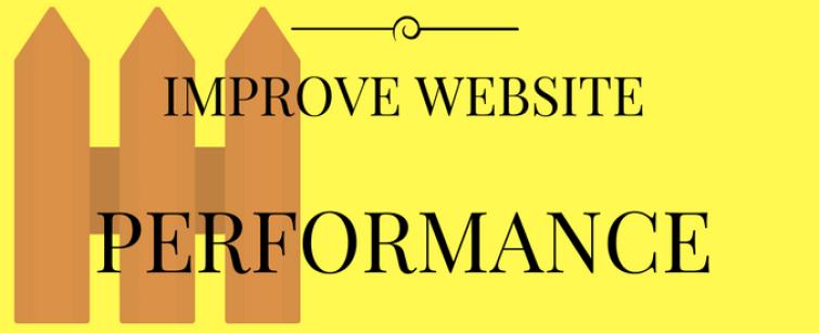 improve website performance