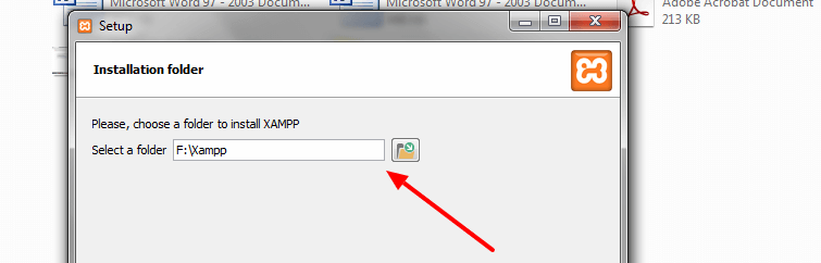 how to install xampp on a flash drive