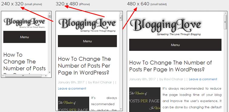 new blogginglove theme