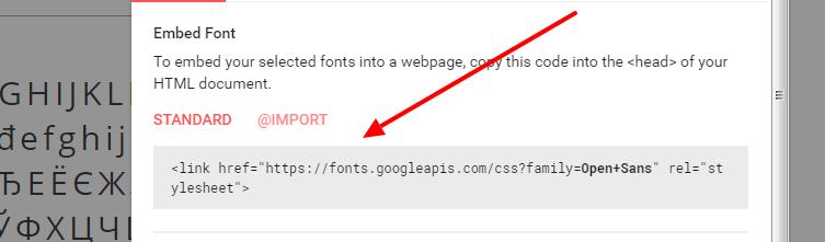 add custom fonts