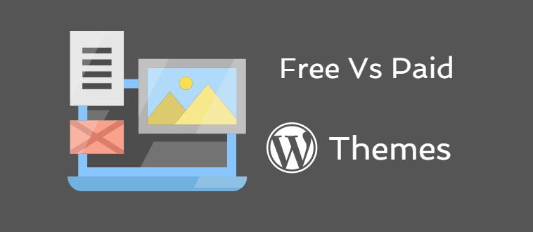 Free vs paid WordPress themes