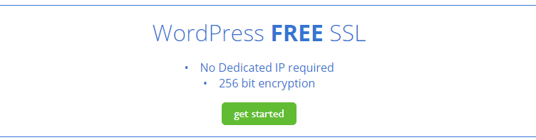 activate SSL on Bluehost