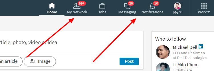 LinkedIn Response