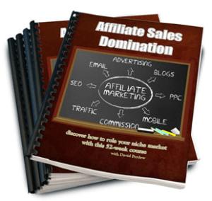 Affiliate Sales Domination