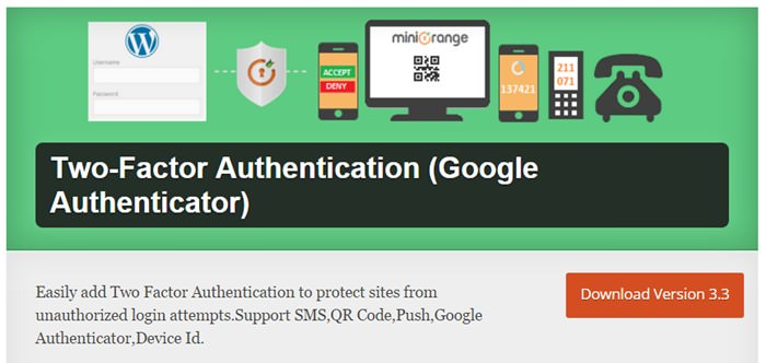 Google Authenticator Plugin