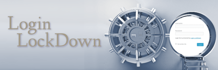Login Lockdown Plugin