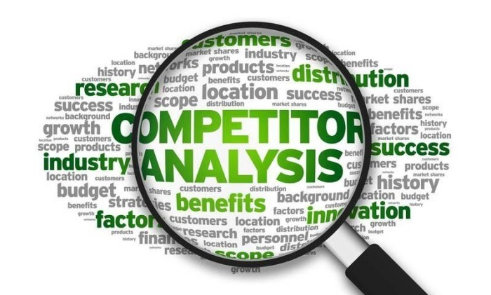seo comptetition analysis